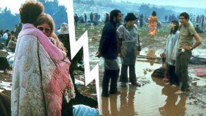 4 Things Woodstock Music Festival Had to Endure